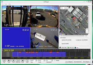Heavy Duty Forklift Lift Operator Training and Boom Mast Counterweight & Fork Safety Camera screenshot # 2