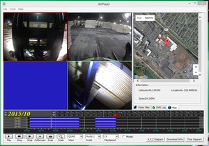 Industrial Forklift Lift Safety Operations Risk Management Surveillance Camera Forklift Recorder screenshot # 9