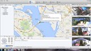 Professional Cellular CMS Hosting Live View 3G 4 Map w 4 Camera 6