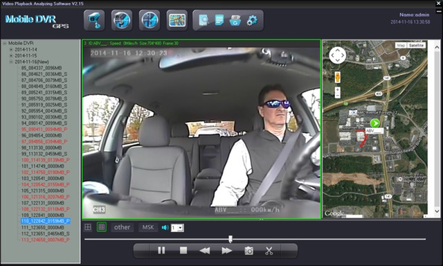 SD4D & SD4W Vehicle driver camera used to reduce fleet driver risk with Dangerous Driving Behaviors mobile video event recorder surveillance