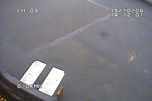 HD Forklift Mast Mount video camera surveillance safety camera solution Fork View