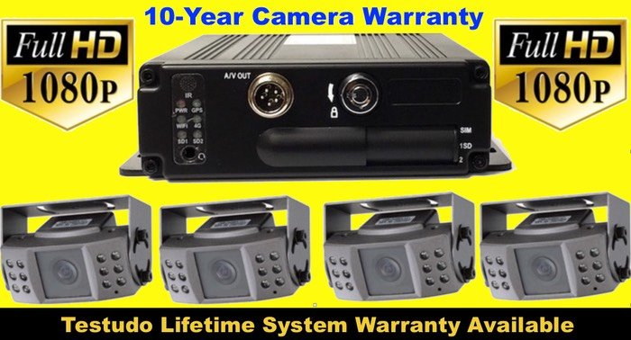 SD4FHD PD cams on Yellow